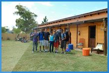 Isa Hostel La Barra Punta del Este Uruguay