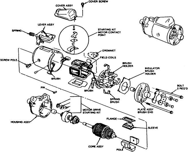 1000  ideas about starter motor on pinterest