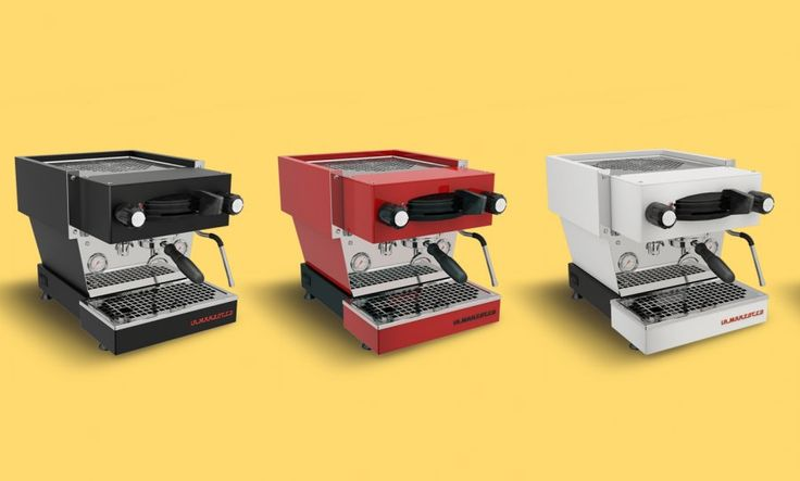 The new line of home espresso makers from La Marzocco is currently available for preorder.