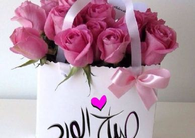 صور مكتوب عليها صباح الورد عالم الصور Good Morning Cards Morning Greeting Good Morning Arabic