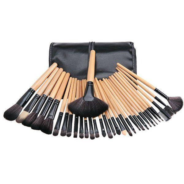 32 Piece Brush Set   Brush Case