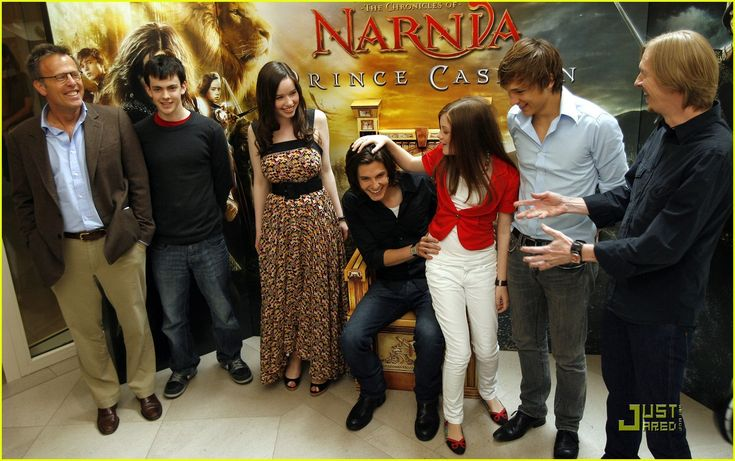 Narnia Cast - The Chronicles of Narnia Prince Caspian