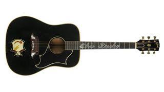 Asal Usul Sepak Bola: Elvis Presley gitar dan John Lennon lirik dilelang...