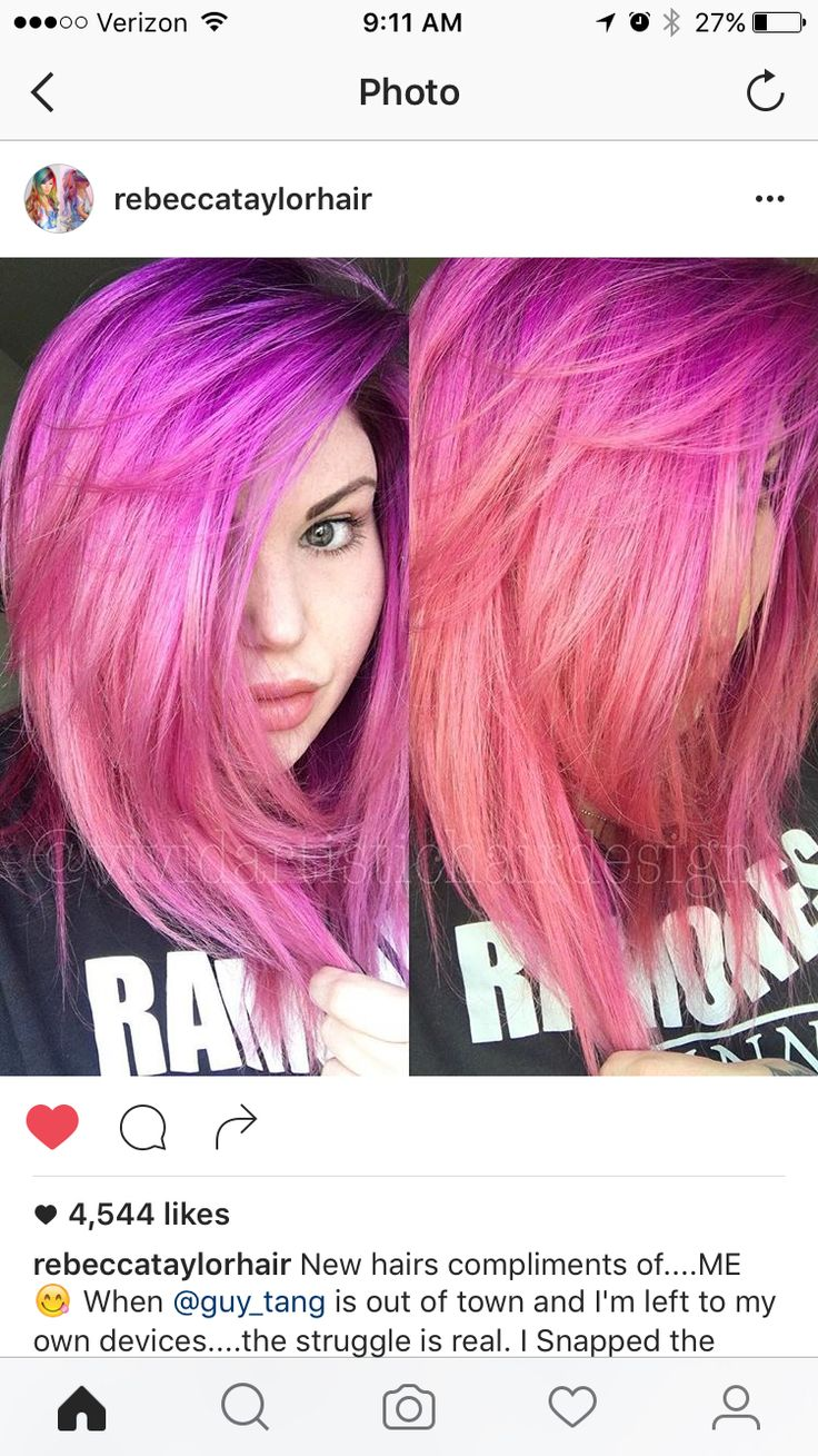 12 best purple hair i like images on Pinterest | Awesome hair ...
