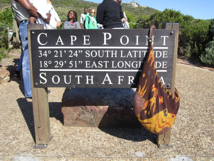 South Africa. I stood at this board at Cape Point :)