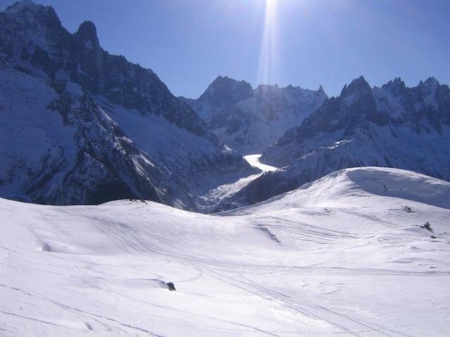 Ski Holidays in France.
