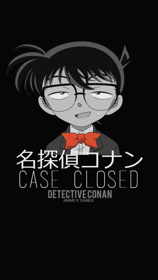 Phone Wallpapers Anime Girl Detective Conan Wallpaper Tumblr Detective Conan