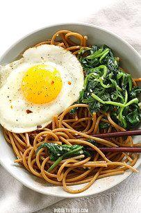 Easiest Noodle Bowl | 20 Dinner Ideas That Won't Break The Bank