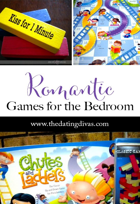 Games For the Bedroom!
