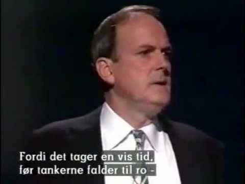 John Cleese - a lecture on Creativity