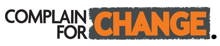 Complain for Change logo