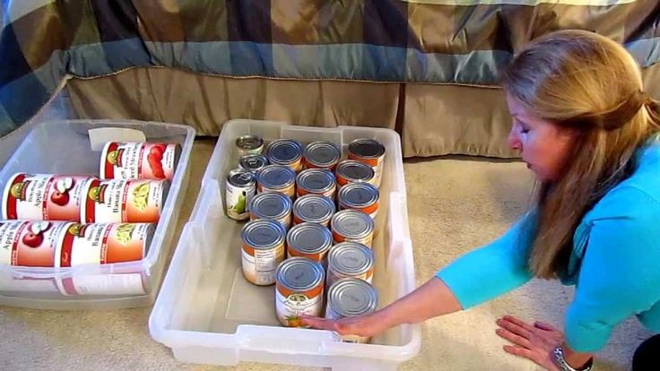 Written by Dan Carpenter: The Daily Prep For most people, building out food storage can be a little overwhelming. It's &helip;