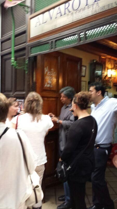 Bar Barrio Santa Cruz - Juderia