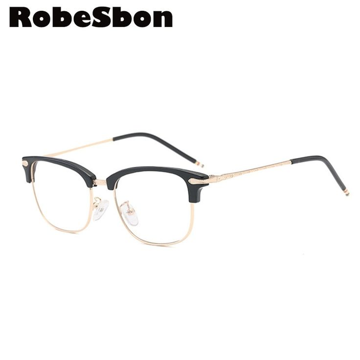 Fashion Cute Clear Lens Eyeglasses Frame Men Myopia Glasses Women Computer Glasses Frame Business Men Eyewear Frame Newest