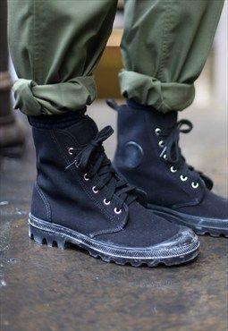 Palladium Pampa Boot Black - NEW