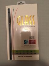 Premium Tempered Glass Screen Protector for Samsung  Galaxy S6 Premium tempered glass protection screen is made with specially processed glass to protect the screen of the device from shocks and scratches by effectively in absorbing the impact. Premium tempered glass protection screen is transparent with silicon properties on the adhesive side. The static cling between the rand the LCD maximizes touch screen sensitivity.  Set Includes:  1.	Tampered glass film 2.	Cleaning cloth 3.	Card…