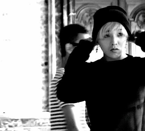 [gif] 권지용 ♡ Kwon Jiyong ♡ GD ♡ G-Dragon ♡ 지드래곤
