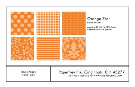 Orange-Zest-Pack: Relea Products, Products Preview