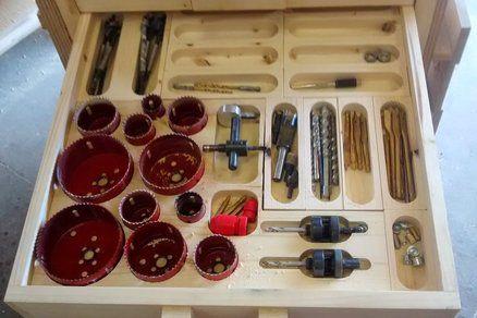 Drill Bit Storage #2