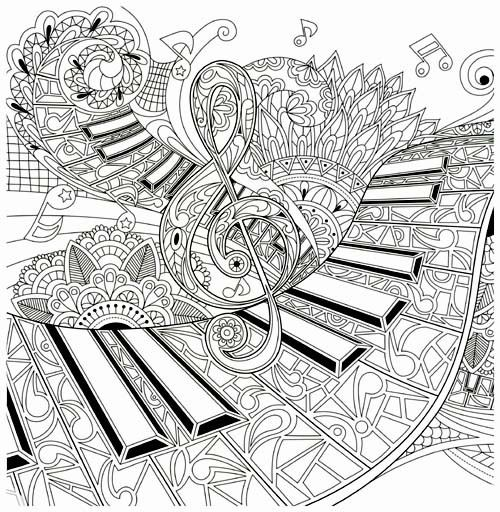 238 best COLORING BOOK PIANOS MUSICAL INSTRUMENTS GUITARS