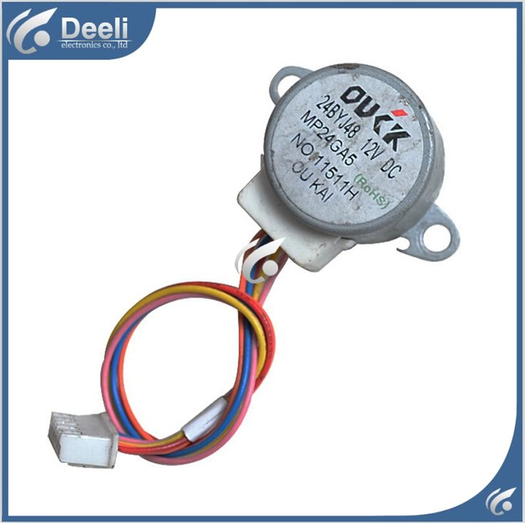 15.00$  Watch now - http://alis1l.shopchina.info/go.php?t=32588443608 - 95% new good working for Air conditioner control board motor MP24GA5 12V motor 95% new used 1PCS 15.00$ #magazine