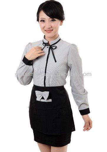 42 best retail uniform images on pinterest restaurant for Spa uniform nz