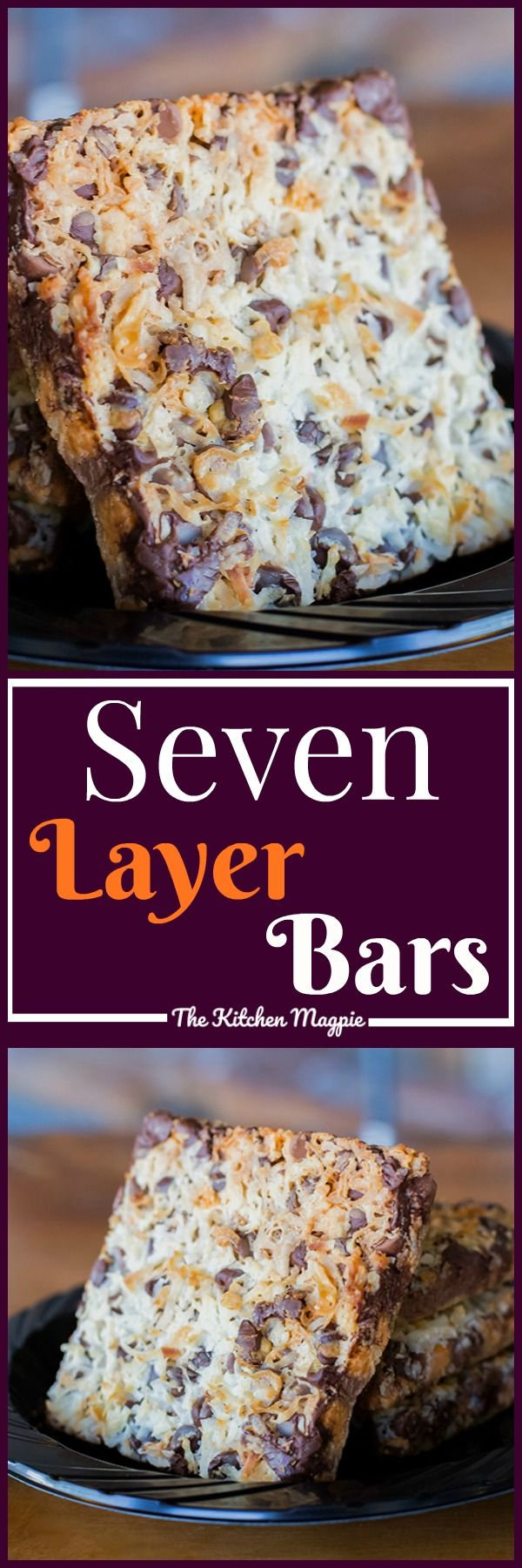 You can't go wrong with a classic seven layer bar recipe! Perfect for the holidays or just when you have a sweet tooth!