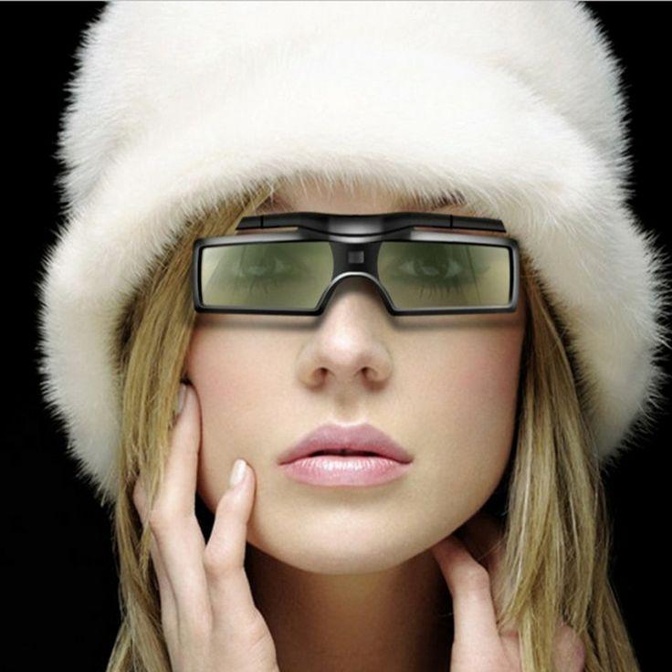1pc G15-DLP 3D Active Shutter Glasses For DLP-LINK DLP Link Projectors 96-144Hz Hot Worldwide