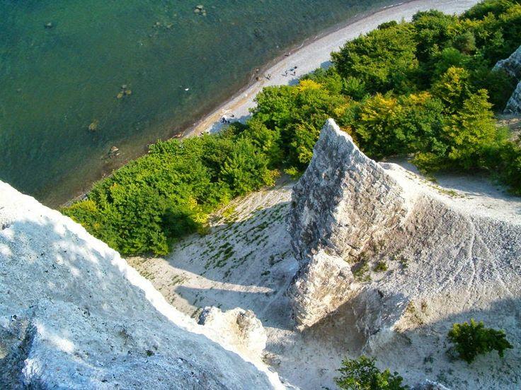 Cliffs of Rügen (Rügen - Germany).