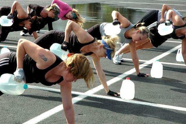 Workout Milk
