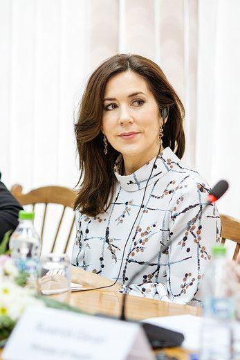 Crown Princess Mary Visit Moldova – Day 2