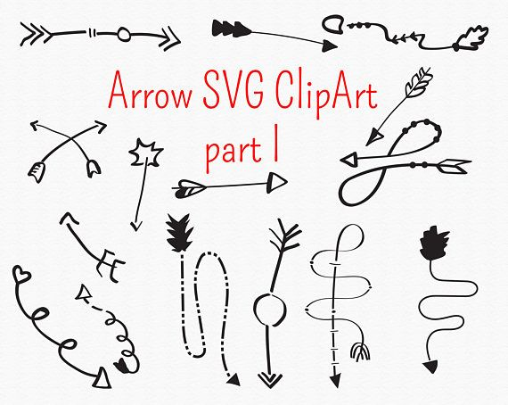 #Arrow #svg  #clipart  #circle #arrow #vector #heartarrow #digital #arrowset #blogger #blogdecor #handdraw