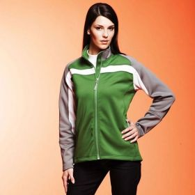 Promotional Products Ideas That Work: W-polaris knit jacket. Get yours at www.luscangroup.com
