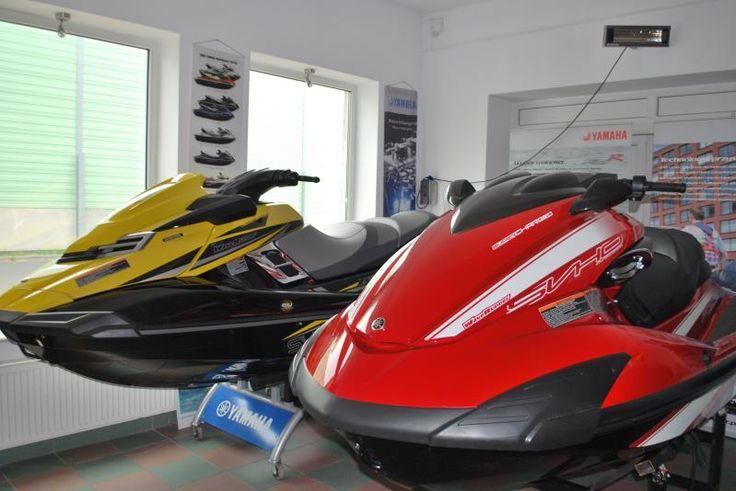 Skuter wodny Yamaha FZR SVHO 2015