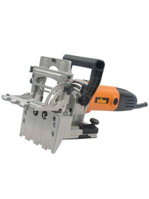 Triton Duo Dowel Jointer - http://www.hall-fast.com/-hand-tools/-power-tools-/planers-biscuit-joiners-routers-/biscuit-jointers-/triton-duo-dowel-jointer/