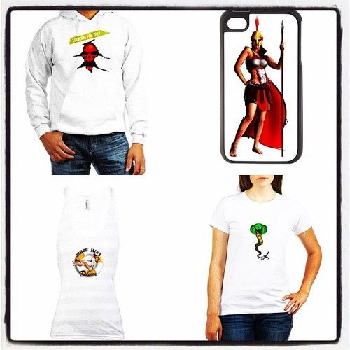 Check it out!  #Distinctive Games have got their very own SHOP! Where you can treat your loved ones to #mobile #game related paraphernalia! http://www.cafepress.com/distinctivegames