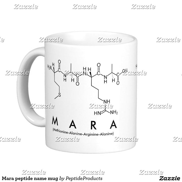 27 best august 2016 sales from my zazzle stores images on pinterest mara peptide name mug urtaz Image collections