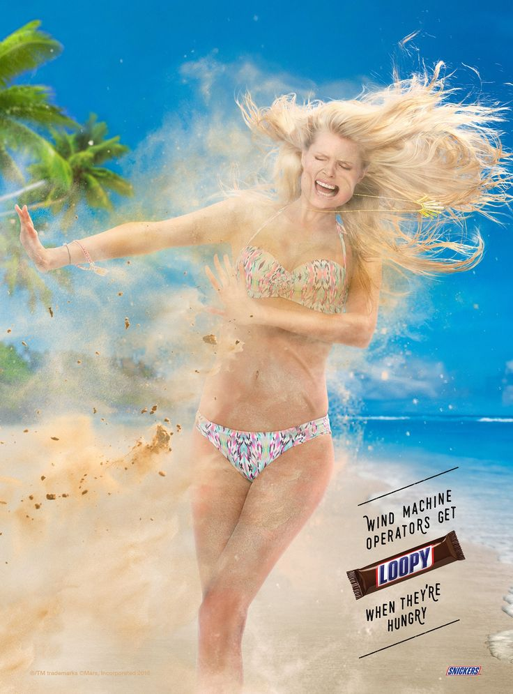 Snickers Just Put the Most Epic Photoshop Fail on the Back of SI's Swimsuit Issue | Adweek