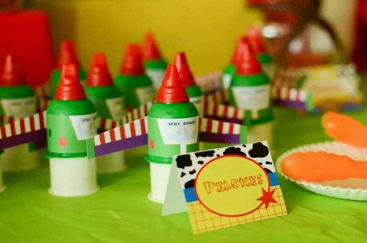 Toy Story Party Decoration candy bar