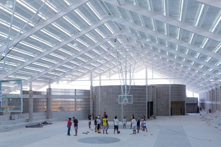 Gallery of Arena do Morro / Herzog & de Meuron - 5