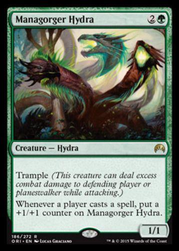 Managorger-Hydra-FOIL-x1-Magic-the-Gathering-1x-Magic-Origins-mtg-card-NM