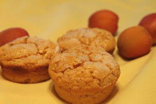 Fresh Apricot Muffins