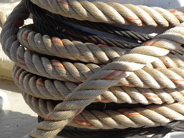 Mooring Rope, Marine, Bollard