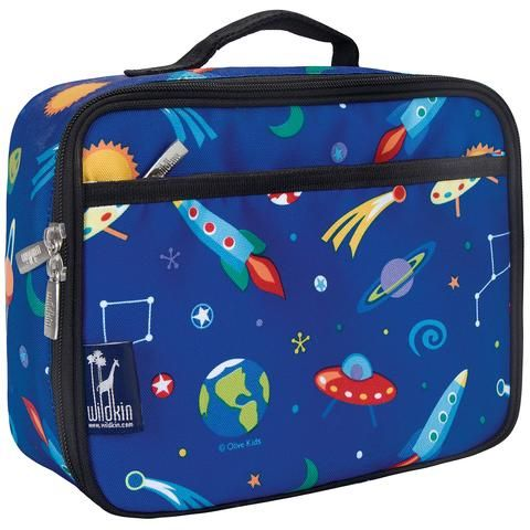 Wildkin Insulated Lunch Bag - Out of this World.