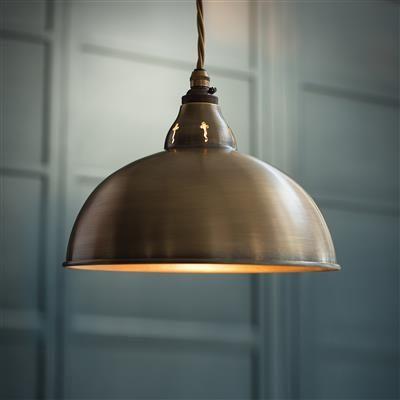 Butler Pendant Light | Copper | Brass Ceiling Lighting | Jim Lawrence