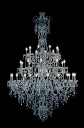1000 id es sur le th me lustres en cristal sur pinterest l gance rustique chandeliers et. Black Bedroom Furniture Sets. Home Design Ideas