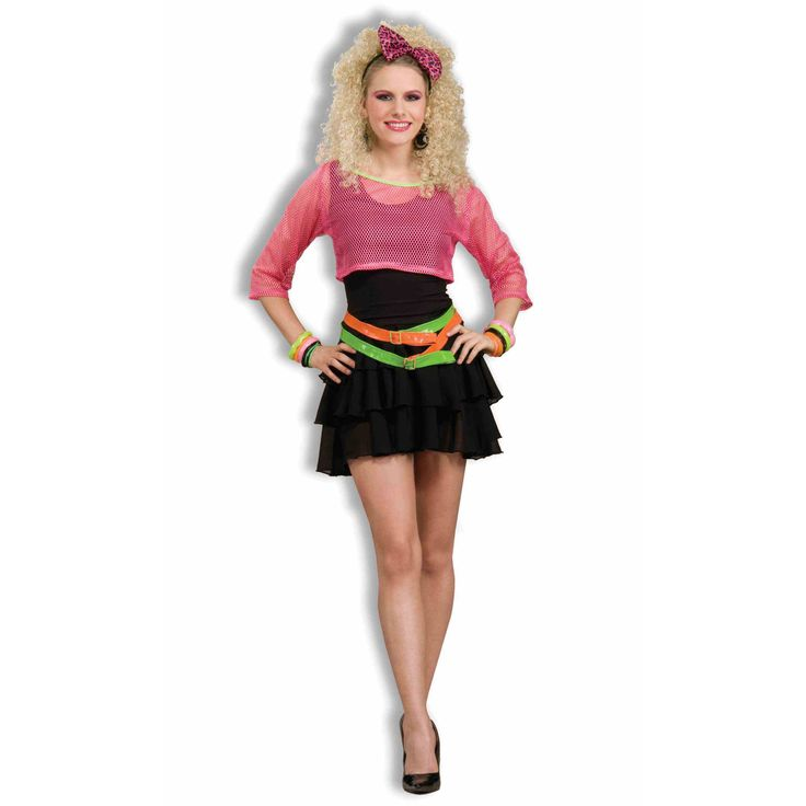 80s Fashion For Girls: 60s Costumes