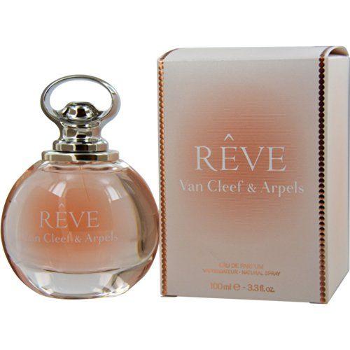REVE VAN CLEEF  ARPELS by Van Cleef  Arpels EAU DE PARFUM SPRAY 34 OZ for WOMEN Package Of 3 - Click the fragrance image to find out more