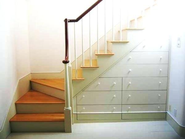 Treppen für kleines Haus