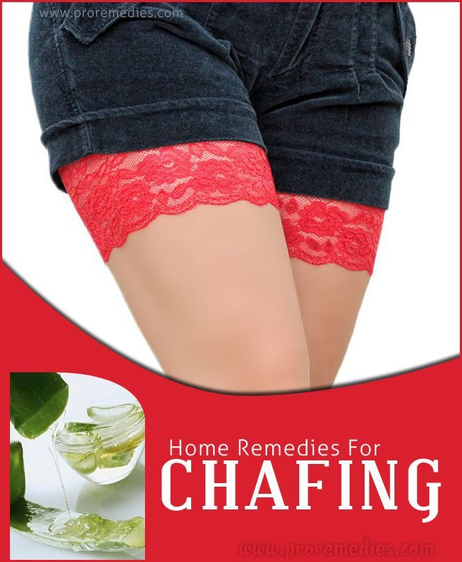 17 Home Remedies for Chafing | Health Villas